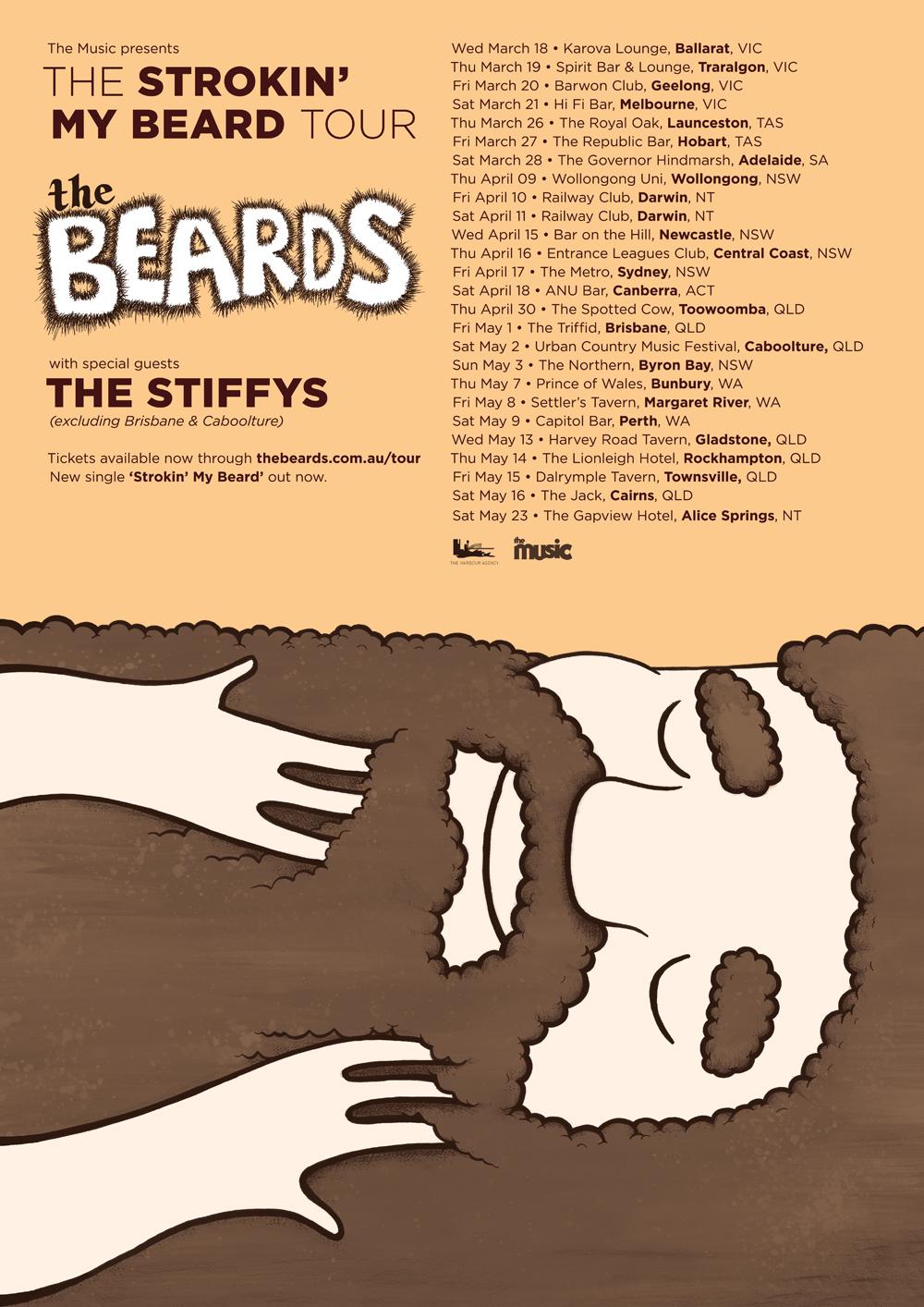 The Beards_ChrisEdser_Strokingmybeard poster_web_RGB3